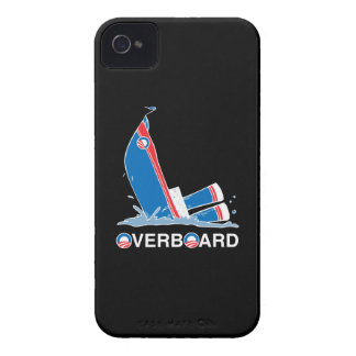 OBAMA IS OVERBOARD.png iPhone 4 Covers