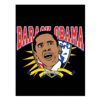 Obama Is President Post Cards