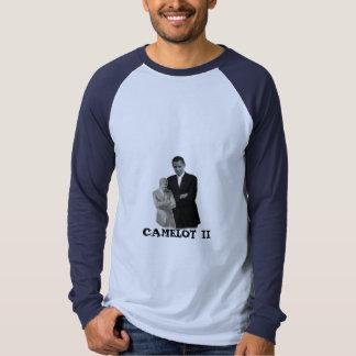 Obama/JFK Baseball Style Shirt