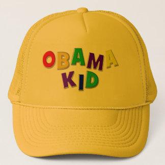 Obama kid hat