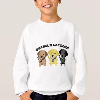 Obama Lap Dogs - The Mainstream Media Sweatshirt