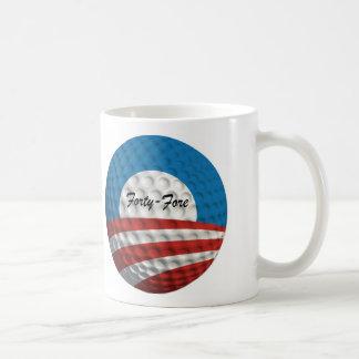 Obama Legacy Golf mug