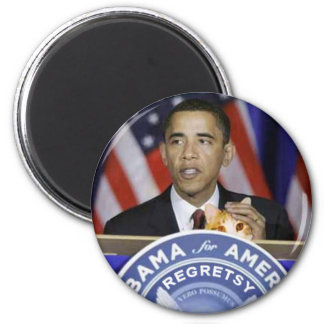 Obama Level 4 Magnet