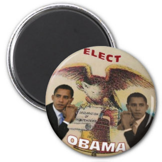 Obama Liberty Bell Magnet
