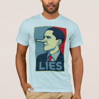 Obama Lies Shirt