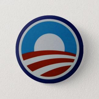 Obama-logo-712385 2 Inch Round Button