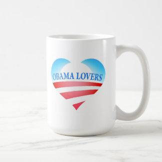 Obama Lovers Mug