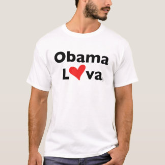 Obama Luva T-Shirt