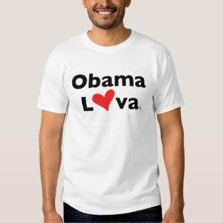 Obama Luva T Shirts