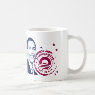 Obama - Made In USA Coffee Mug