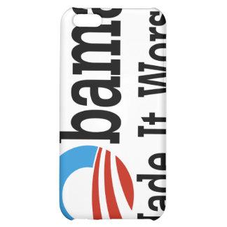 Obama Made It Worse iPhone 5C Cases