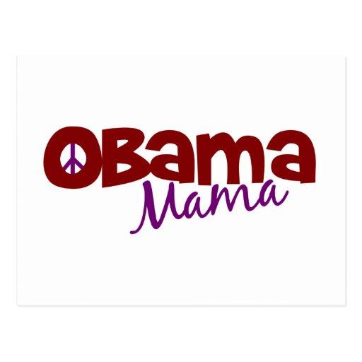 Obama Mama Postcards