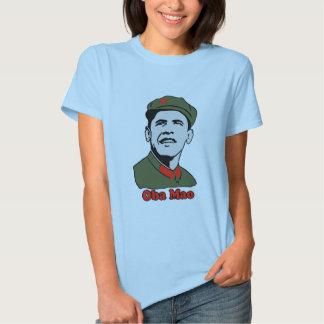 Obama Mao Baby Doll Shirt