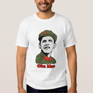Obama Mao Shirt for Save Nation!