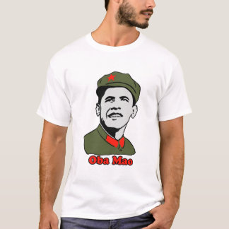 Obama Mao Shirt for Save Nation!
