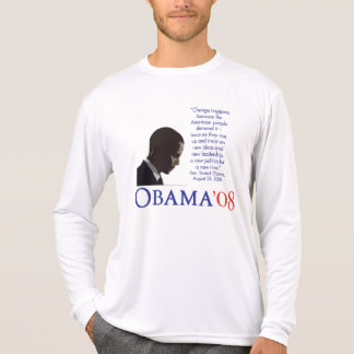 Obama Marathon Long Sleeve Shirt