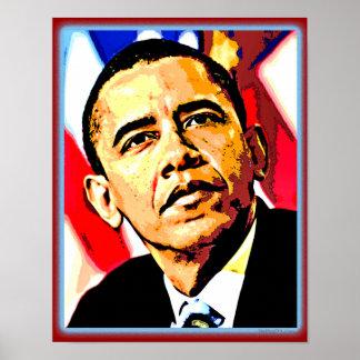 Obama Marker Poster
