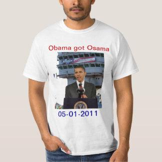 Obama - Mission Accomplished T-Shirt