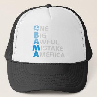obama mistake trucker hat