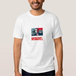 Obama Mongrel Shirt