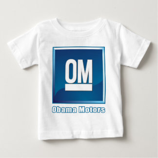 Obama Motors logo Baby T-Shirt