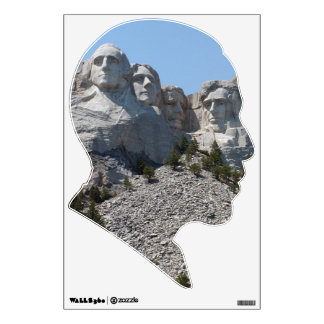 Obama Mount Rushmore Wall Decal