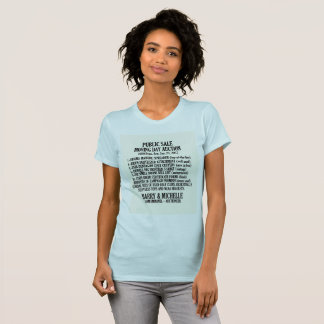 Obama Moving Day Sale T-Shirt