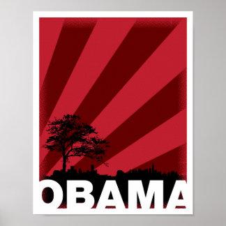 OBAMA: New Dawn Poster