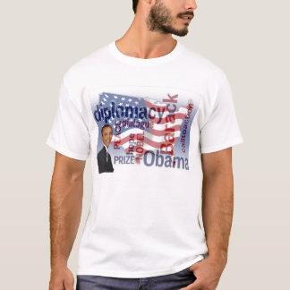 Obama Nobel Prize Tee Shirt