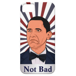 Obama Not bad iPhone 5 Cover