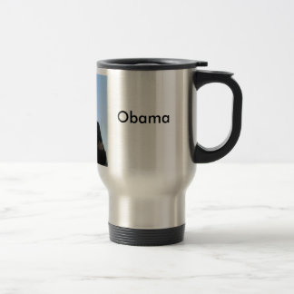 obama, Obama, Barack Travel Mug