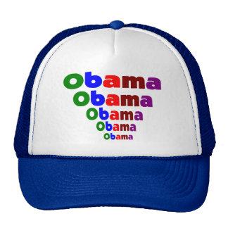 OBAMA OBAMA OBAMA Hat