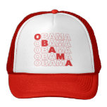 Obama Obama Trucker Hat