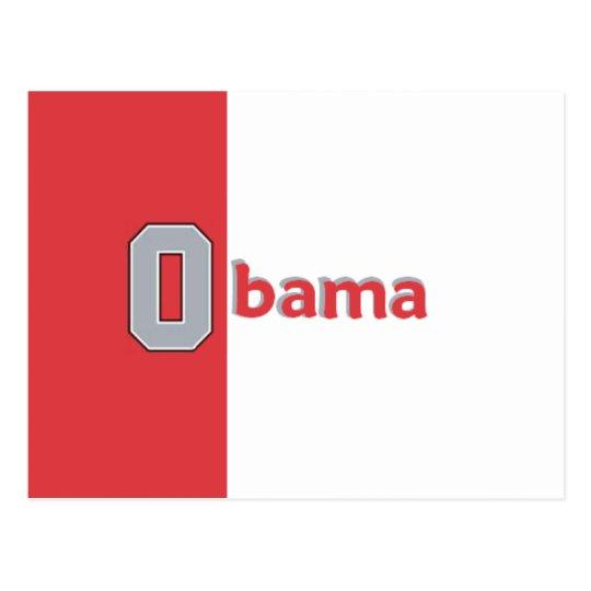 Obama Ohio Postcard