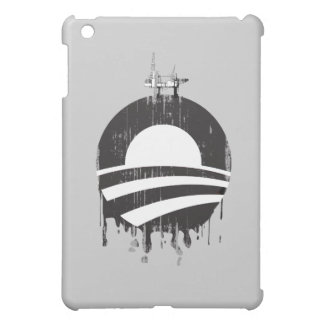 Obama Oil Rig Faded.png Case For The iPad Mini