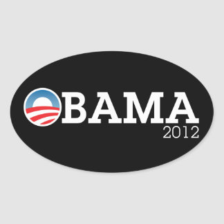 OBAMA  | OVAL STICKER