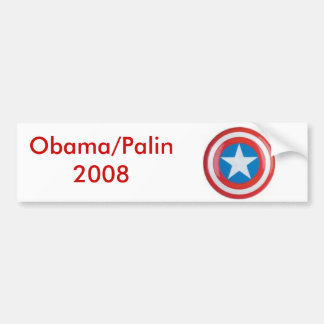Obama/Palin 2008 Bumper Sticker
