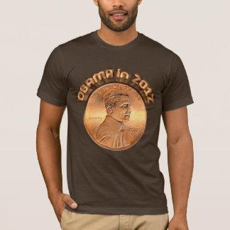 Obama Penny 2012  T-Shirt