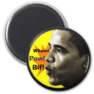 Obama Pop Art Magnet