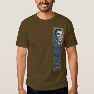 Obama Portrait 2008 Hope T Shirts