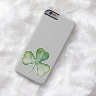 Obama Presidential Election Clover Barely There iPhone 6 Case