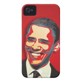 Obama Presidential Election iPhone 4 Case-Mate Case