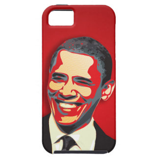 Obama Presidential Election Red iPhone 5 Cases