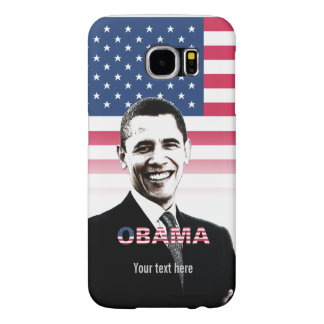 Obama Presidential Election Samsung Galaxy S6 Cases