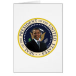 Obama Presidential Seal Cards