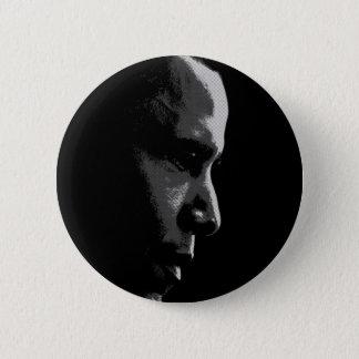 Obama Profile Pin