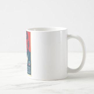 Obama progress basic mug