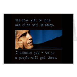 Obama Quote Card