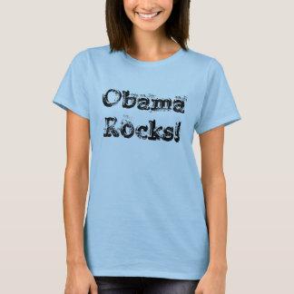 Obama Rocks! T-Shirt