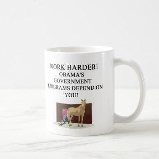 OBAMA' S socialist america Coffee Mug